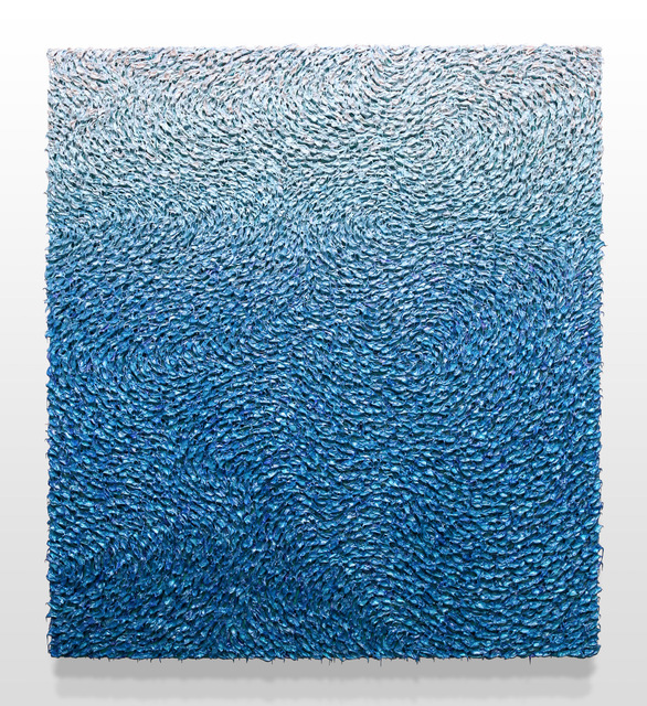 , '14,373,' 2019, Heather Gaudio Fine Art