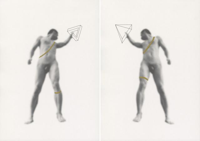 , 'Pyramid,' 2013, SinArts Gallery