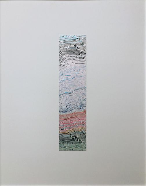 , 'Color Study 6,' 2018, Red Arrow Gallery