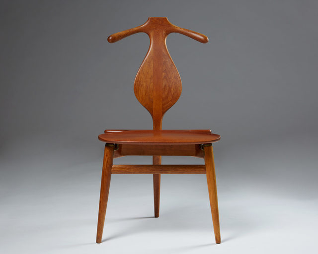 , 'Valet chair,' 1959, Modernity