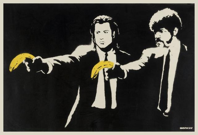 Banksy, 'Pulp Fiction', 2004, Forum Auctions