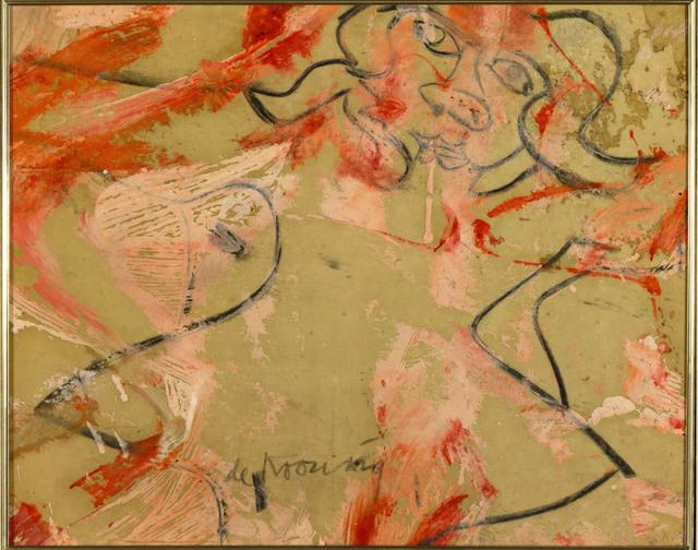 , 'Untitled (Woman),' 1964, Omer Tiroche Gallery