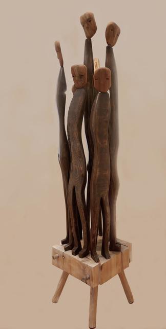 , 'Standing Voice,' , Art Village Gallery