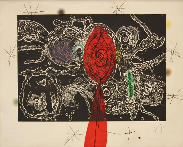 , 'Espriu-Miro,' 1975, Baterbys
