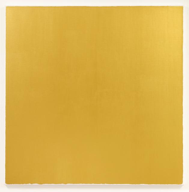 , 'Carré Or suite et fin No 5,' 2006, Galerie Holtmann