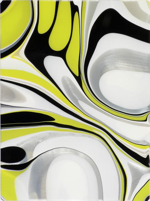 , 'Green Bounce,' 2019, McKenzie Fine Art