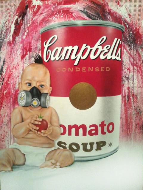 ", '""You Say Tomato, I Say Tomatoe"",' 2015, Lawrence Fine Art"