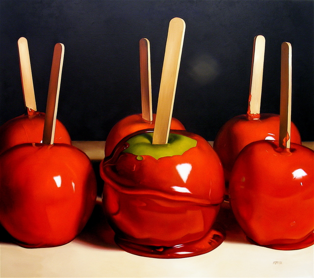 , 'Candied Apples,' 2009, Woodward Gallery