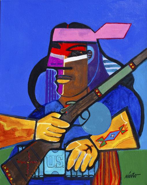 , 'Apache,' 2017, Ventana Fine Art