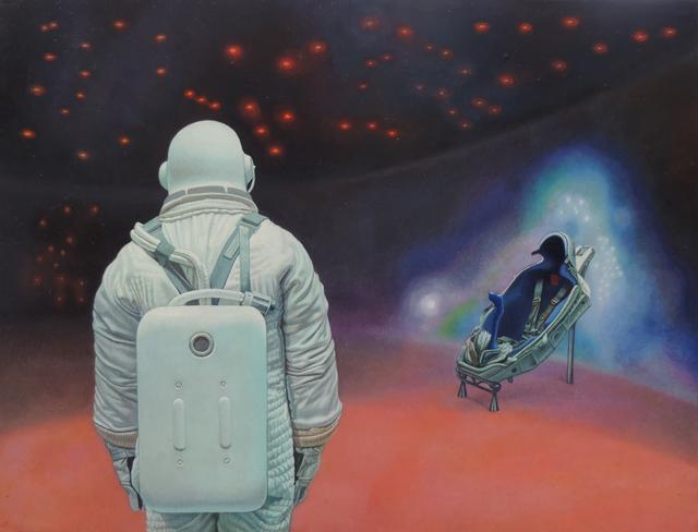 , 'Leonov's Space Suit,' 2018, NK Gallery