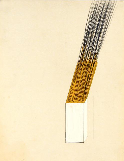 , 'Untitled,' 1965, Häusler Contemporary