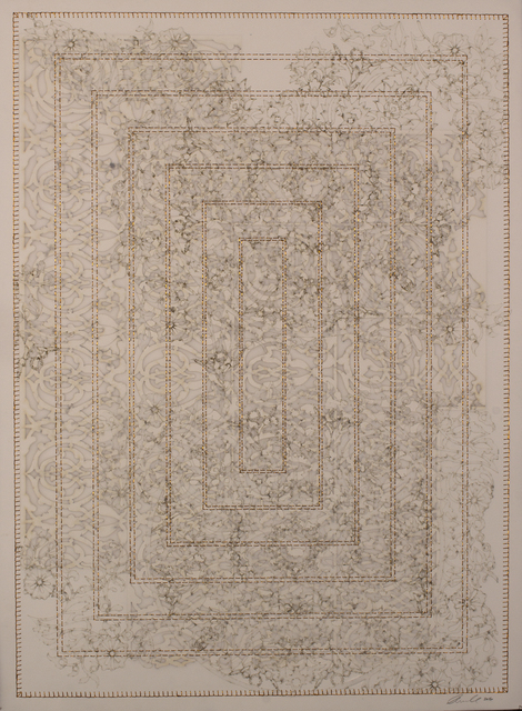 , 'Antique Lace - 3,' 2016, Aicon Gallery