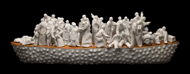 , 'Exodus,' 2015, International Sculpture Center