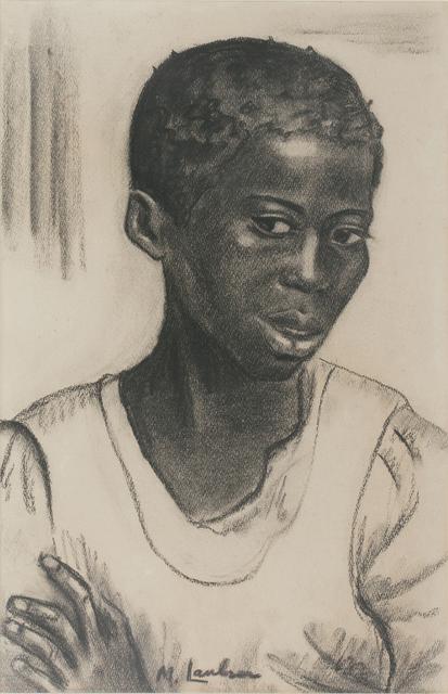 , ''Girl with folded arms',' , Johans Borman Fine Art