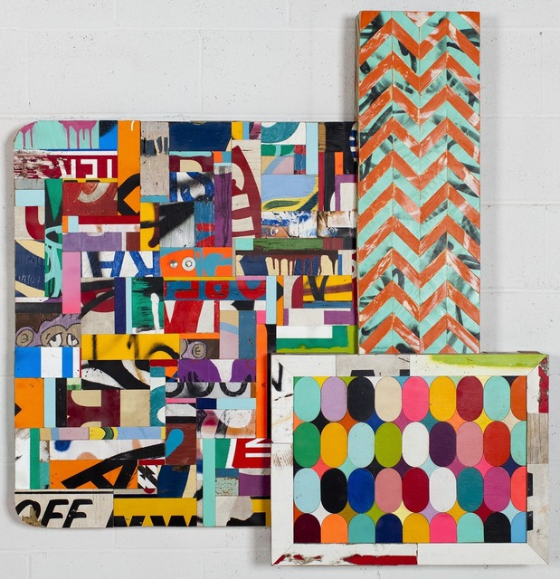 , '3378 Sturtevant,' 2013, Jonathan LeVine Projects