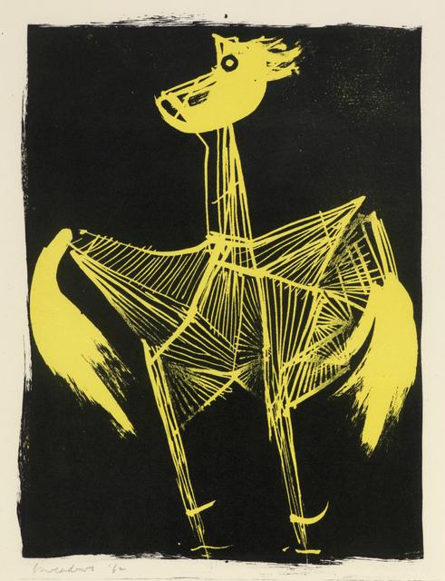 , 'Bird,' 1962, Osborne Samuel