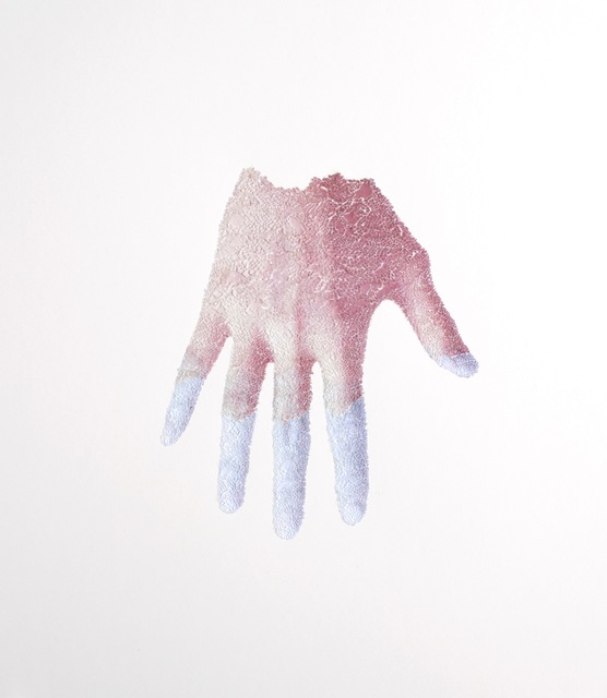 , 'Right Hand,' 2012, Muriel Guépin Gallery