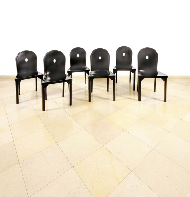 , 'Twelve Chairs,' 1912-1913, Galerie Bei Der Albertina Zetter
