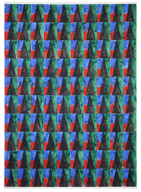 Marijn Van Kreij, 'Untitled (Paul Klee, Hungriges Mädchen, 1939, #2)', 2014, Klemm's