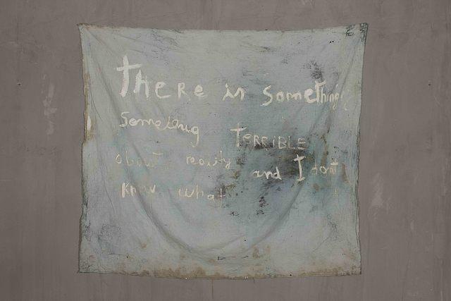 , 'And nobody tells me,' 2016, Ruth Benzacar Galería de Arte