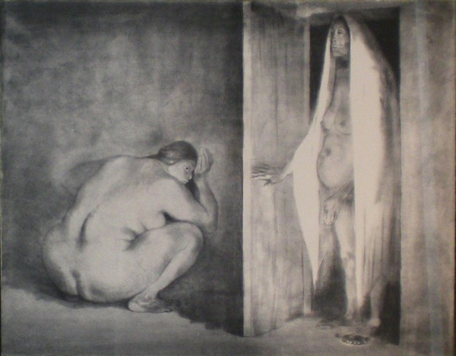, 'La Visita,' 1974, Stern Fine Art