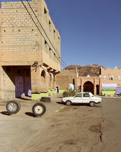 , 'Morocco street #4,' 2017, Spotte Art