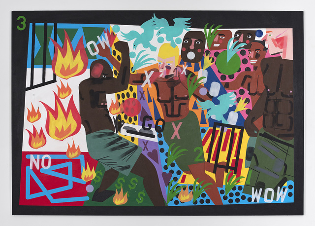 , 'Hobson's Choice,' 2017, Jack Shainman Gallery