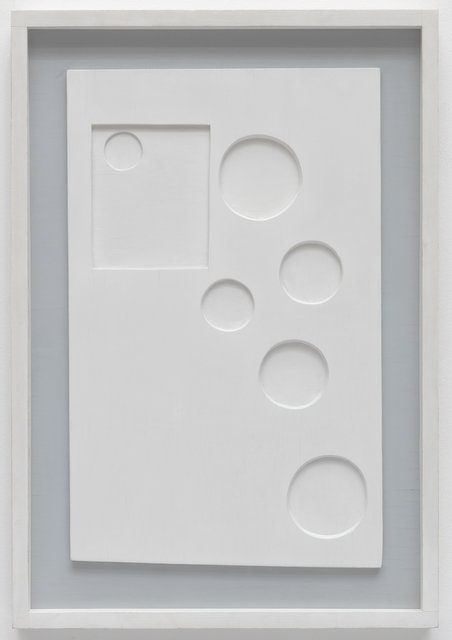 , 'White Relief (AS),' 1934, Annely Juda Fine Art
