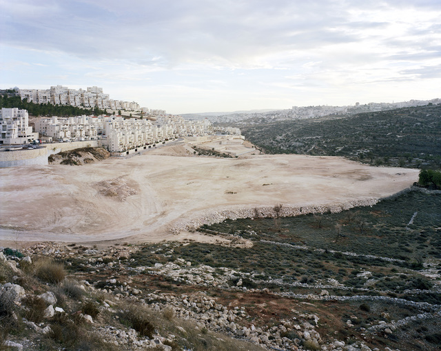 , 'Har Homa, East Jerusalem,' 2009, Norton Museum of Art