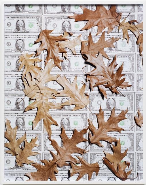, 'Leaves,' 2016, KÖNIG GALERIE