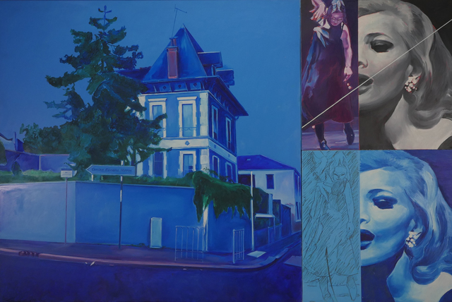 , 'Spéciale n˚54 Hommage à Hopper,' 2007, Richard Taittinger Gallery