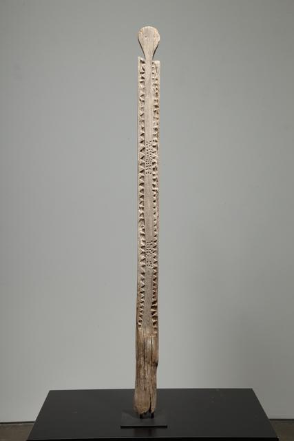 , 'Mijikenda Tribe Vigango 4,' 19th Century, Bill Lowe Gallery