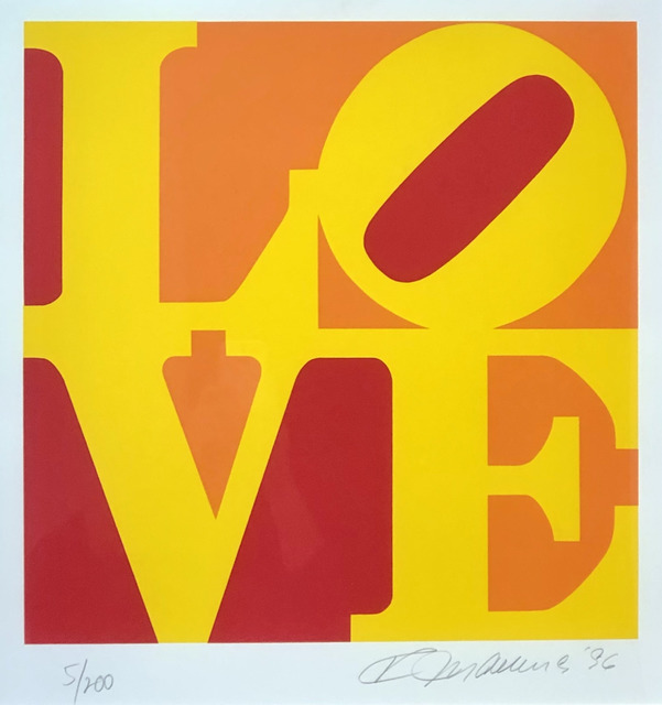 , 'Book of Love (Yellow, Red, Orange),' 1996, Woodward Gallery