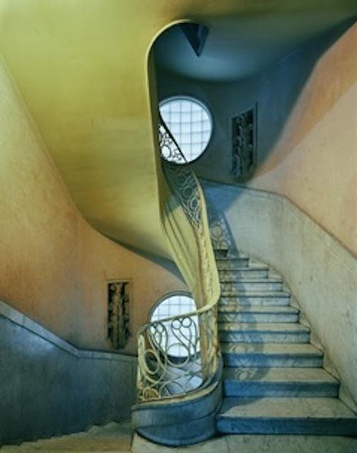 , 'Deco Stairwell, Havana,' , Michael Hoppen Gallery