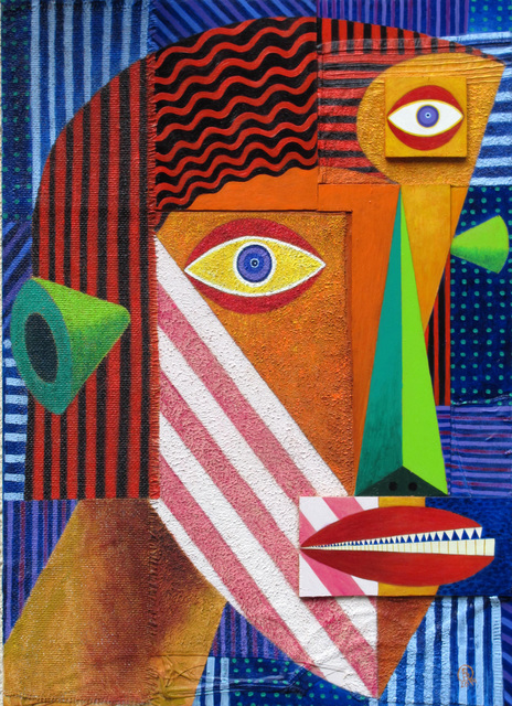, 'Marizéia,' 2015, Espaço Cultural Pintor M.D. Gotlib