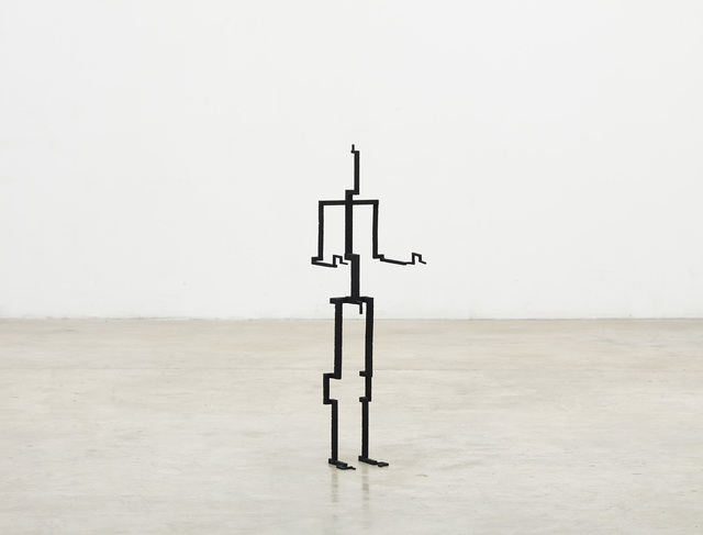 Antony Gormley, 'FEEL (1/2 SCALE ROOTER) IV', 2017, Xavier Hufkens
