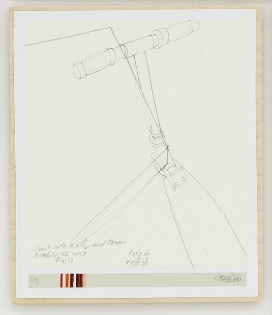 , 'Income´s Outcome Nr. 385,' 2018, Galerie Hubert Winter