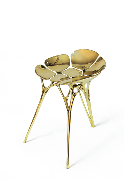 , 'Lotus Stool,' 2016, Gallery ALL