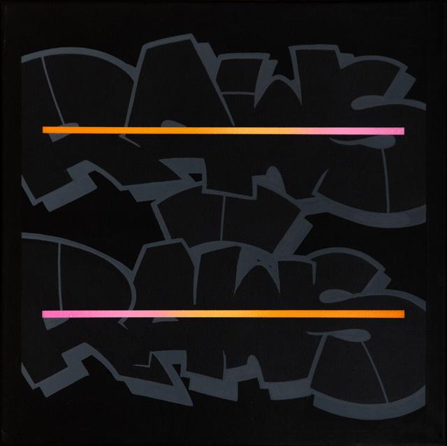 RAWS, 'Fuck Graffiti', 2019, Urban Spree Galerie