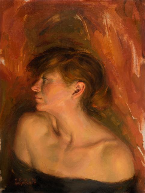 , 'Flushed,' 2014, Sirona Fine Art