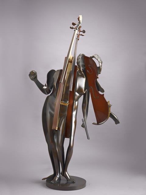 , 'Venus au Violoncelle bois,' 1990, Asia University Museum of Modern Art