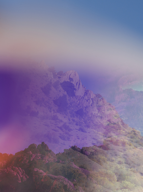 , 'Psychscape 73 (Downs Mount, CA),' 2017, CULT | Aimee Friberg Exhibitions