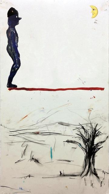 , 'Equilibrista,' 2014, Freight + Volume