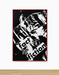 Barbara Kruger, 'Untitled (Your Fact is Stranger than Fiction),' 1983, Sotheby's: Contemporary Art Day Auction