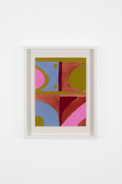 Marina Adams, '12x9_203', 2018, Salon 94