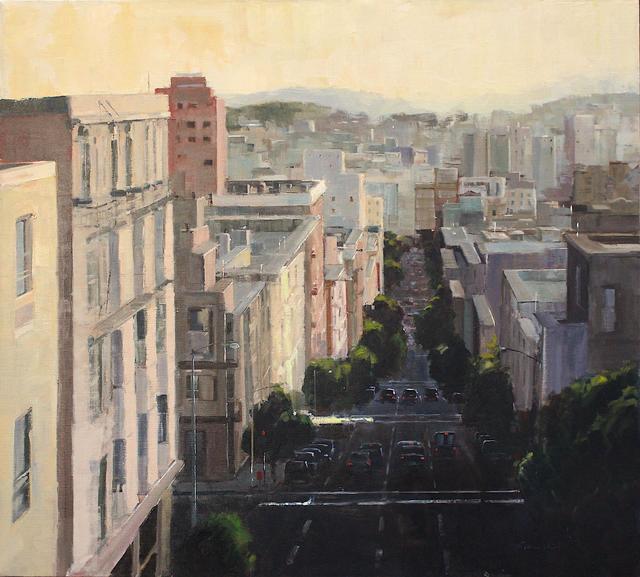 , 'Afternoon on Jones Street,' ca. 2018, STUDIO Gallery