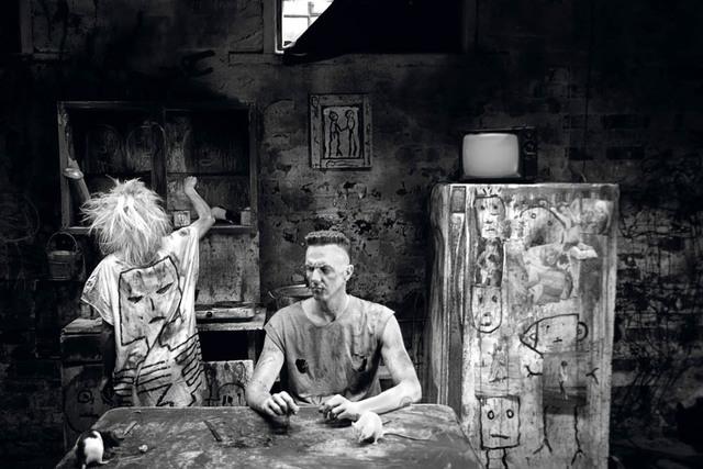 Roger Ballen, 'Kitchen Scene', 2012, Galeria Senda