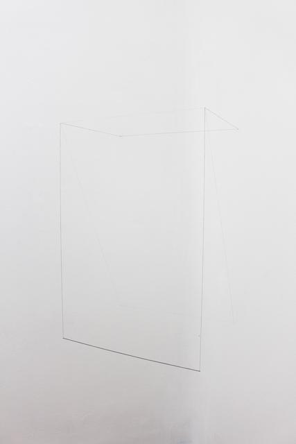 , 'Line Sculpture,' 2016, MARSO