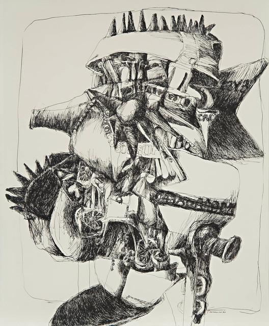 , 'Battle-Axe,' 1965, Michael Rosenfeld Gallery