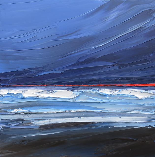 , 'Midnight, Northern Summer,' 2017, Thackeray Gallery